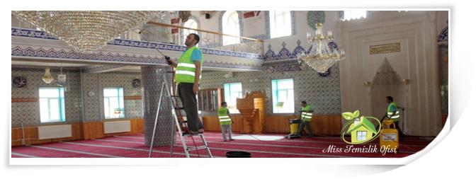diyarbakır temizlik şirketi camii temizliği