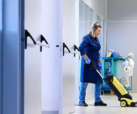 Temizlik Şirketi Mülk Yönetimi