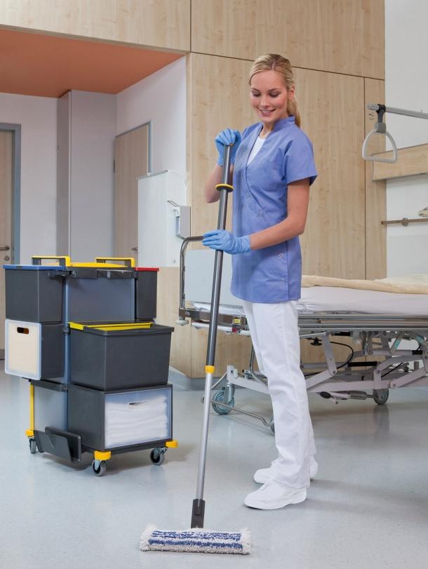 Temizlik Şirketlerinde iş analizi – Temizlik personeli motivasyonu