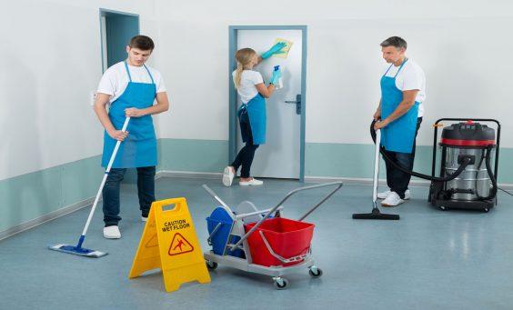 Temizlik Hizmetlerimiz