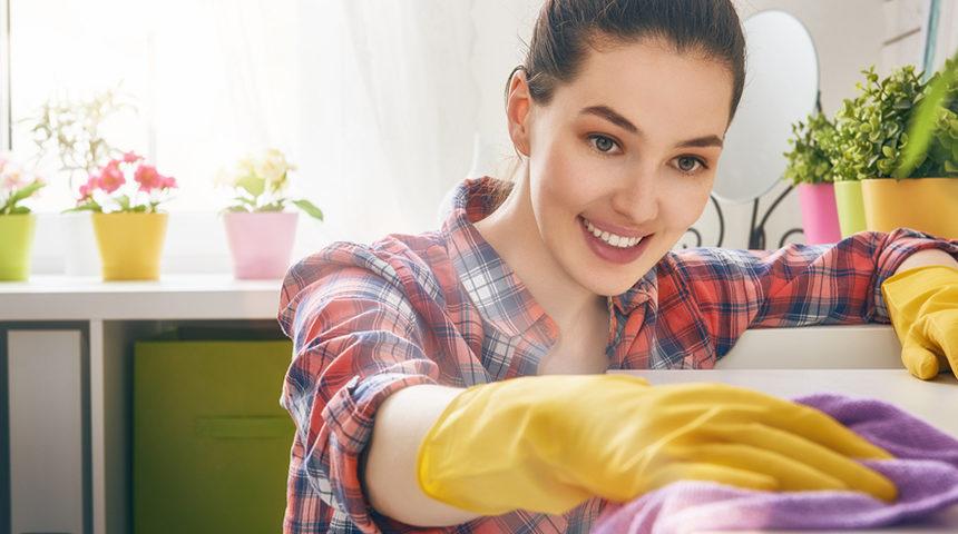 İşinizi Kolaylaştıracak Temizlik Tüyoları