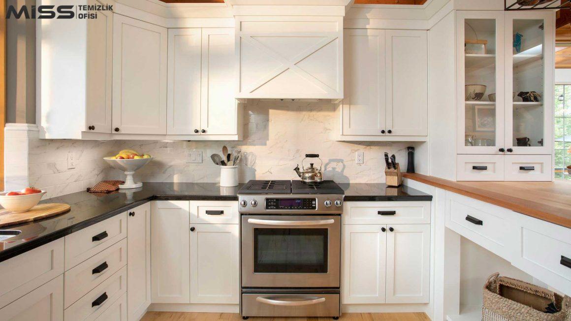 Mutfak Dezenfeksiyonu Nasıl Yapılır?